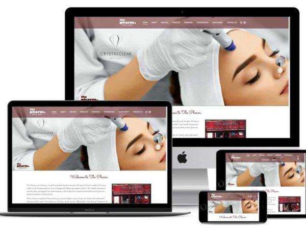 The Pharm Website